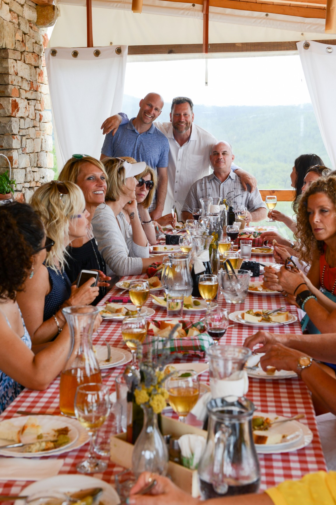 Transfer to an Olive grove in Vrisnik for a 3 course lunch with beverages.