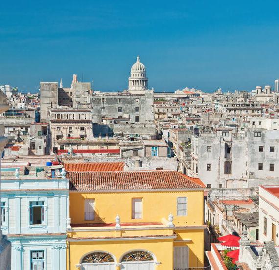 Havana-old-town-sky-line